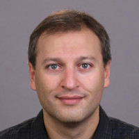 headshot of Yevgeniy Dodis, 2020 IACR fellow