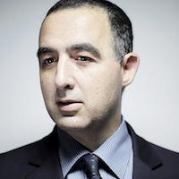 headshot of David Naccache, 2020 IACR fellow
